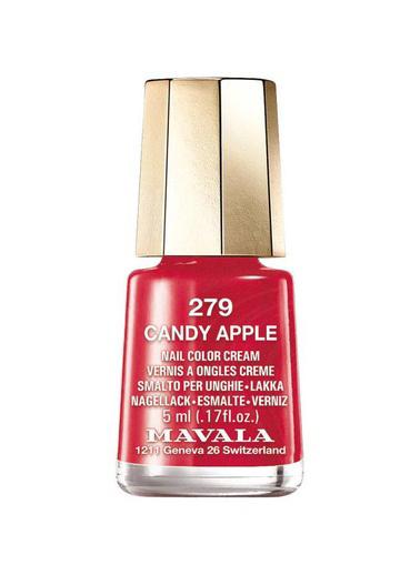 Mavala Mavala 279 Candy Apple Oje Kırmızı
